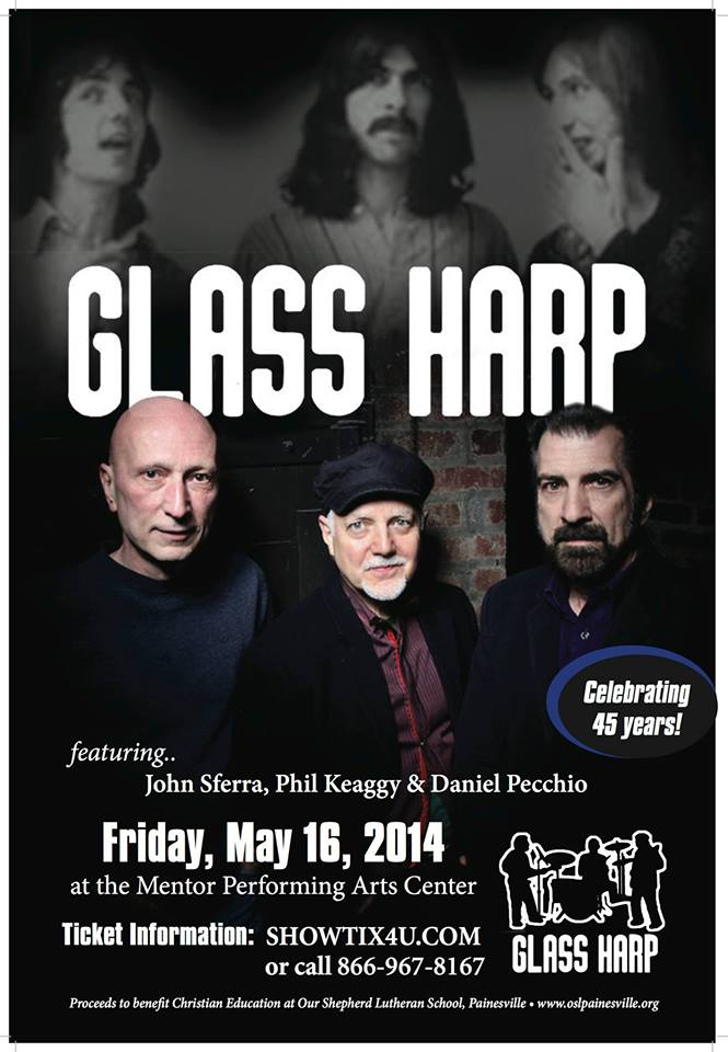 Glass Harp March 2014