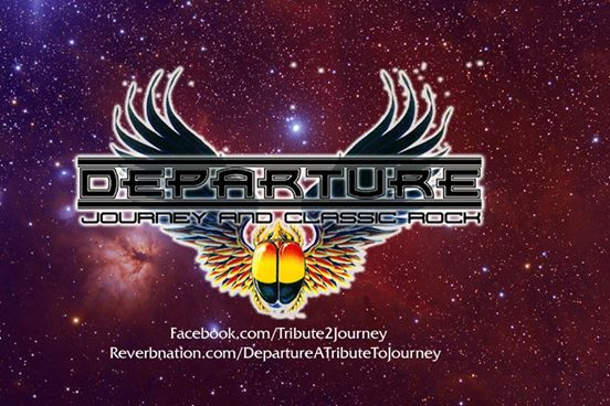 Departure-  Journey and Classic Rock.