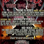 News: Rock On The Range, Error 504, Black Label Society, Rosie and more!
