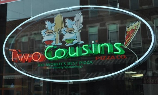 Two Cousins Pizza - Mansfield, OH - Yelp