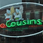 Two Cousins' Pizza Company- A Unique and Superb Pizzaria!