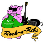 Rock-n-Ribs 2014 at NC State College