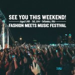 The Fashion Meets Music Festival in Columbus Ohio on Labor Day Weekend!