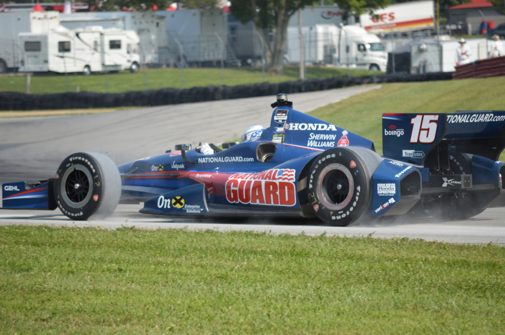 The Honda Indy 200 At The Mid Ohio Sports Car Course