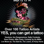 Tattoo Expo comes to Ohio!