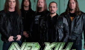 Overkill with Prong, Sunless Sky, Strong Arm Tactics and Demonwülf Monday, Sept 22nd rock at The Cleveland Agora.