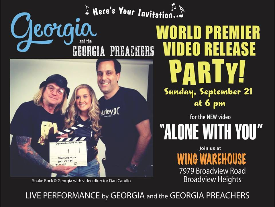 World Premiere Video Release Party!
