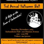 The SCFBC Halloween Ball: A Spooky Night For A Great Cause!
