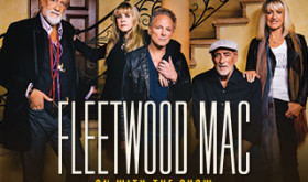 Fleetwood Mac rock at Nationwide Arena on Oct. 19th.