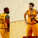 Delly leaves Everything on the floor as Cavs are Two Wins away from Glory!