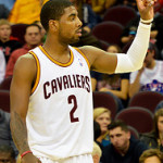 Kyrie Irving lights up Portland for 55 Pts as the streak continues!