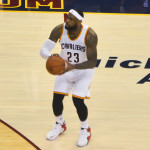 Kyrie Irving and Kevin Love Shine In Playoff Debut