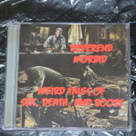 "Reverend Morbid Interview and CD Review: ""Weird Tales of Sex, Death, and Booze!"""