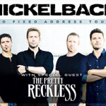 Nickelback and The Pretty Reckless set to light-up Nationwide Arena!