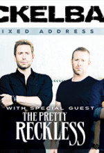 Nickleback and The Pretty Reckless rock Nationwide Arena on  Friday, February 27th.
