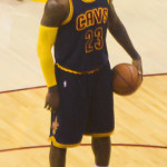 LeBrons Triple Double Helps Cavs Top Pistons