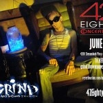 Grind: (An Alice In Chains Tribute) are set to Rock at The 42 Eighty Concert Club!