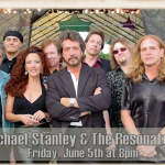 Wayne County Music & Ribfest: Fires Up with Michael Stanley and The Resonators and Sawyer Brown!