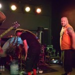 Nonpoint at Frankie's Inner City review