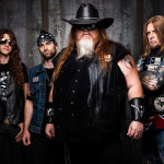 Texas Hippie Coalition and Red Sky Mary roll into the Outpost Concert Club on July7th!