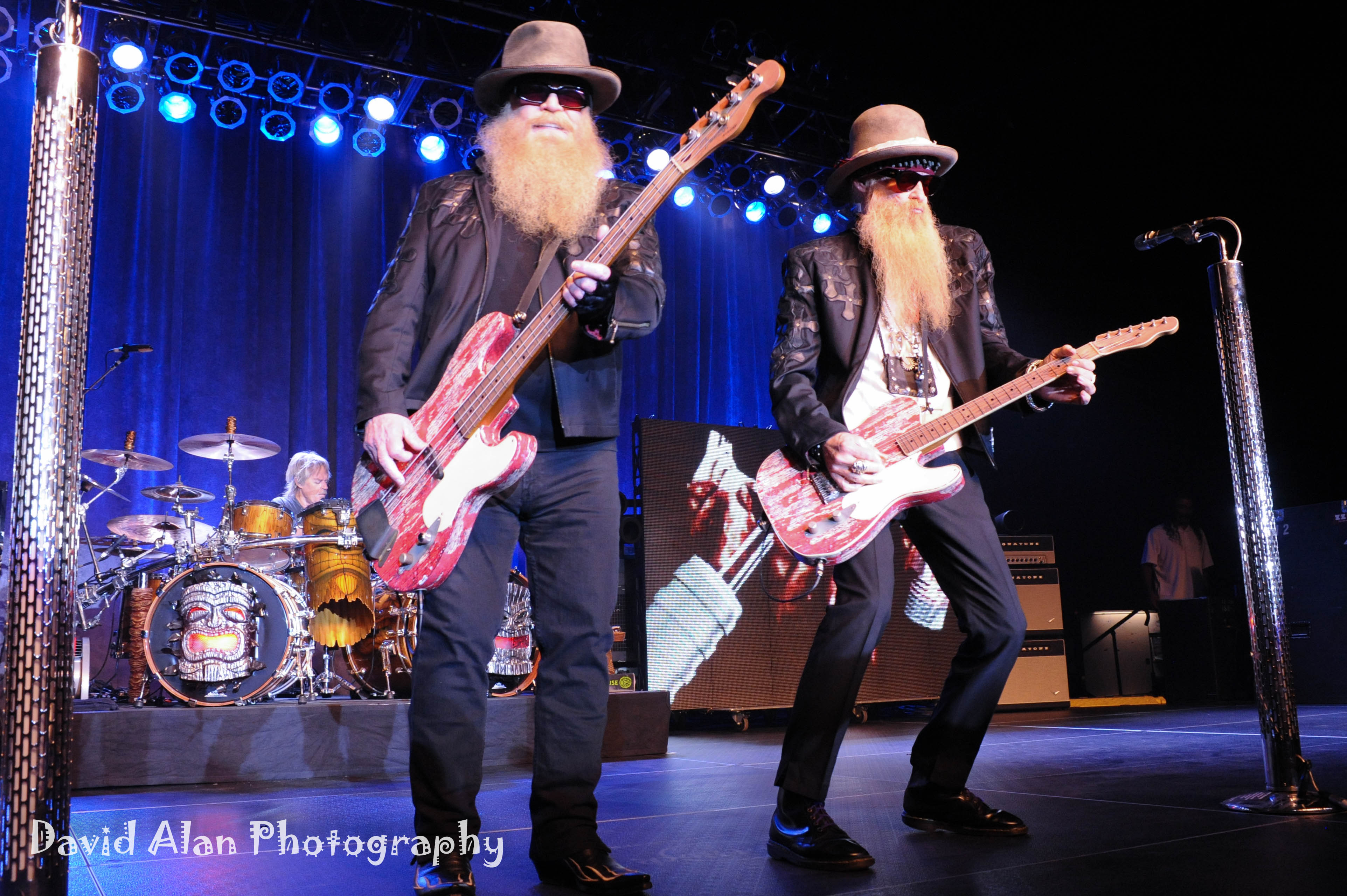 8a6412f07b Plenty of Grooves   Gravy with ZZ Top and Blackberry Smoke at The ...