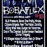 Mickey's Venue Heats up Lancaster, Ohio with the BOBAFLEX Bash!