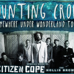 Counting Crows with Citizen Cope and Hollis Brown set to Perform this Labor Day!