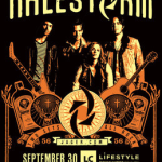 Halestorm ready to pound the LC Pavilion with Rock!
