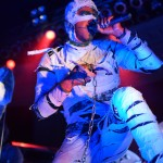 Here Come the Mummies Stormed the Newport Music Hall!