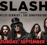 "Slash: Featuring Myles Kennedy and The Conspirators: ""World On Fire"" Tour set to Smoke at the Hard Rock Rocksino!"