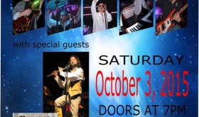 Going For The One, A Celebration of YES music hits the 42 Eighty Concert Club!