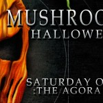 MUSHROOMHEAD HALLOWEEN 2015 AT THE AGORA!