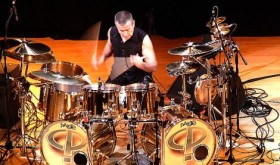 """Carl Palmer brings """"RHYTHM OF LIGHT 2015 TOUR"""" to The Tangier in Akron, Ohio!"""
