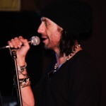 Sit down chat with Hugo Ferreira, lead singer of Tantric