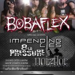 BOBAFLEX BACK TO OHIO AND DILLINGER'S EVENT CENTER DEC. 11th