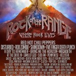A Run through the History of Rock on the Range (Part One)