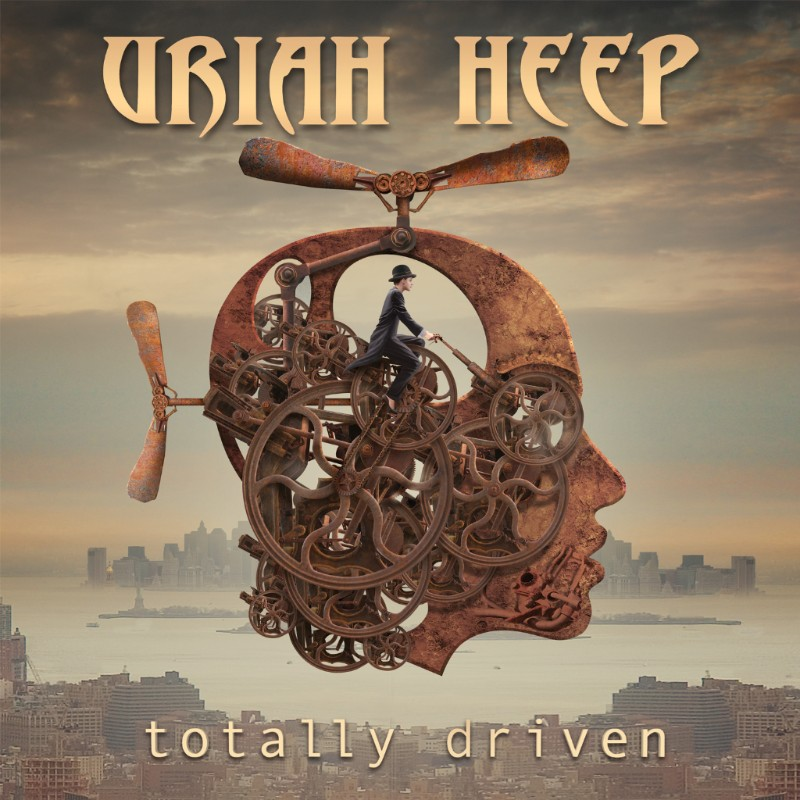 Uriah Heep Announces The Release Of Obscure Re Recordings Anthology Now Re Branded Totally Driven Out Now The Rust Belt Chronicles