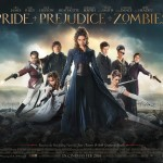 Movie Review:  Pride And Prejudice and Zombies