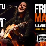 Bobby Amaru Of Saliva Bringing A Night Of Acoustic Hits To Akron