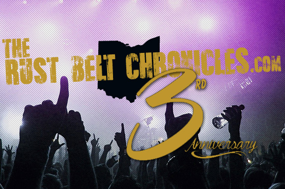 Rust Belt Chronicles 3rd Anniversary