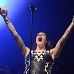 Nightwish and Company Roar at ExpressLive!