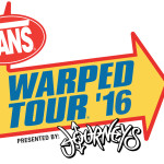 2016 Vans Warped Tour®, Presented by Journeys® Lineup To Be Revealed via Live Webcast!