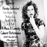 Spotlight Interview with the Bold and Beautiful Sandra Bernhard on her New Live Show ~Feel The Bernhard