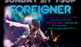Juke Box Heroes: `Foreigner` Set To Ignite The Hard Rock Live