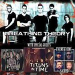 Breathing Theory – Headline Dillinger's Event Center and Restaurant On Friday, May 13th!