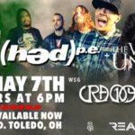 Realm Concert Series presents Hed PE, The Veer Union and Everybody Panic along wsg You Are A Toy, Drop Dead Silhouette and Spitting Nails at Realm Toledo this Saturday!!!
