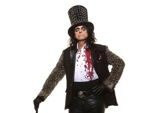 Spend an Evening with Alice Cooper at EXRESS Live thanks to Miller Lite