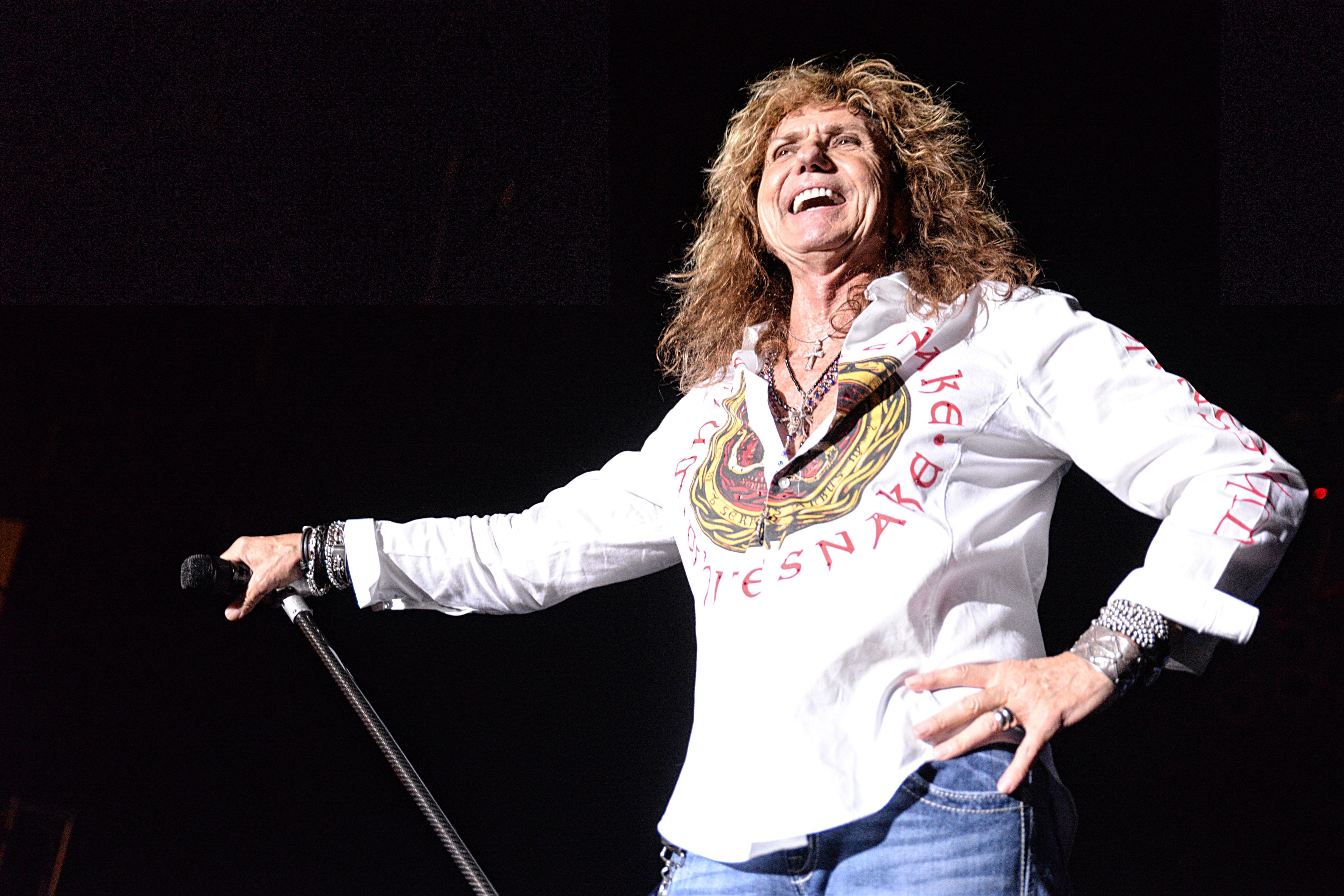 Whitesnake Slithers Loud and Proud at the Hard Rock ...