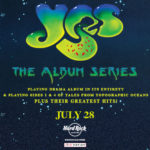 "YES brings ""The Album Series Tour"" to the Hard Rock Rocksino!"