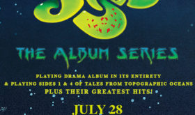 """YES brings """"The Album Series Tour"""" to the Hard Rock Rocksino!"""
